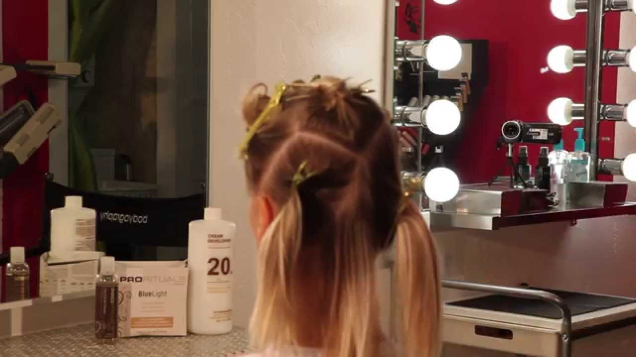 How to highlight hair quick and easy with 30 foils youtube pmusecretfo Images