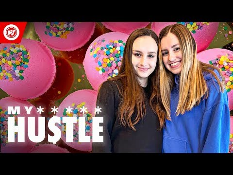 Teen Sisters Sold $20 MILLION Of Bath Bombs!