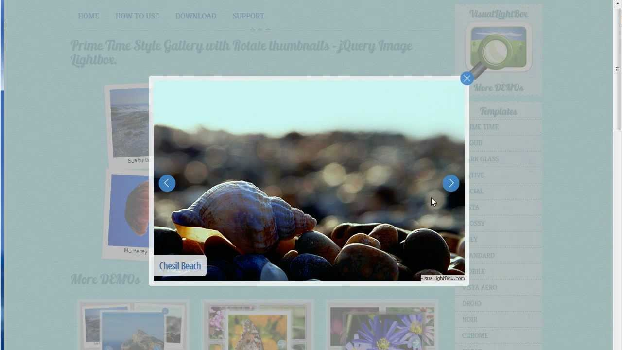 jQuery Image Lightbox - smoothly adapts to any browser resolutions and device screens & jQuery Image Lightbox - smoothly adapts to any browser resolutions ... Aboutintivar.Com