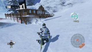 Shaun White Snowboarding - PC GamePlay (HD)