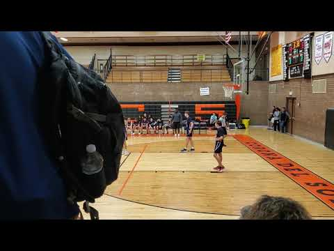 Kyrene Middle school Varsity Basketball championship 2019/2020