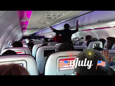 A little turbulence on my flight to Las Vegas.