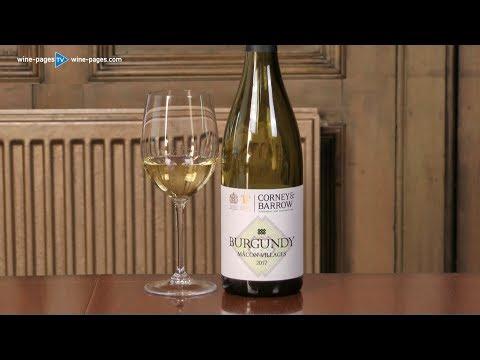 Corney & Barrow, Mâcon-Villages 2017, wine review
