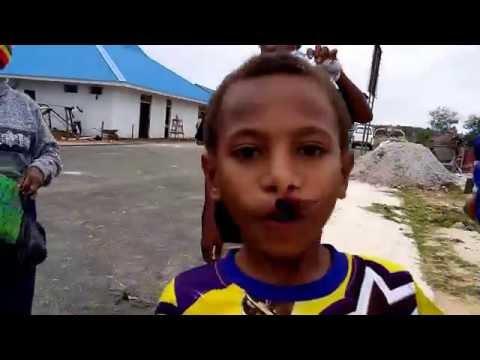Bandara Kepi Kabupaten Mappi-Papua