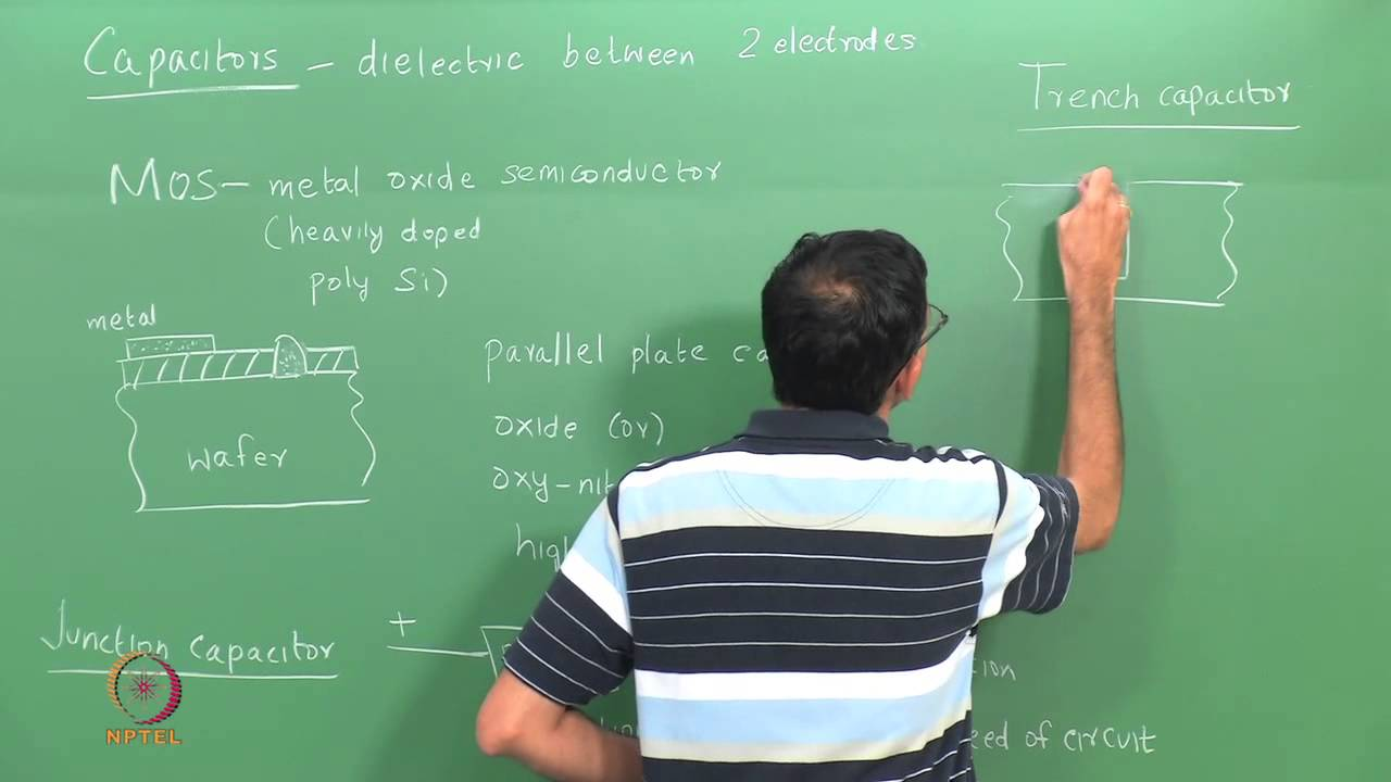 Mod-01 Lec-31 Devices and IC formation