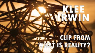 "Klee Irwin Clip from ""What Is Reality?"" thumbnail"