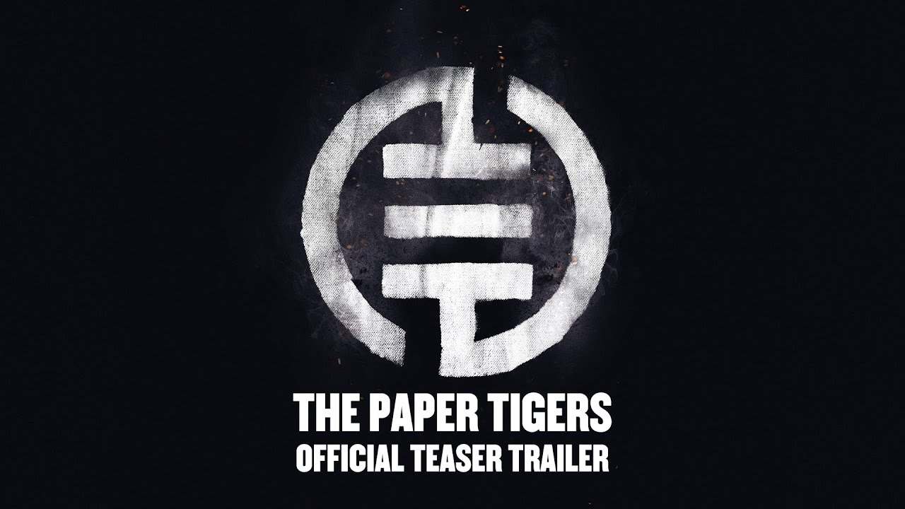 Phim Võ Thuật (USA 2020) - THE PAPER TIGERS 三紙老虎 - Official Teaser Trailer