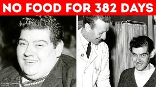 A Man Who Refused to Eat for 382 Days and Lost 275 Pounds