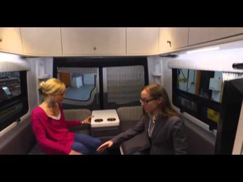 Advanced-RV builds a Super Stealth class B motorhome - YouTube