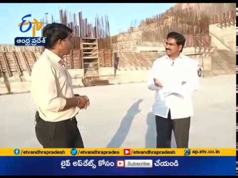 All Obstacles Over Polavaram Project Cleared | Minister Devineni in ETV Interview