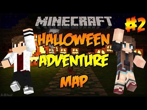 VESHTERKI!! Minecraft: Epic Jump Map: Candy Curse #2
