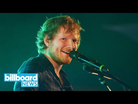 Ed Sheeran's 'Divide' Smashes Spotify Records For First-Day Streams  | Billboard News