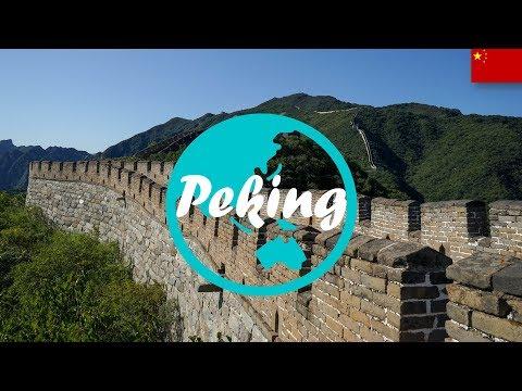 Weltreise Vlog #19: Peking ∙  Die Chinesische Mauer und weitere Highlights