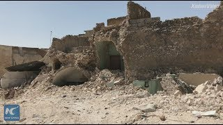 Immense destruction: Visiting ruined al-Nuri Mosque in Mosul, Iraq thumbnail