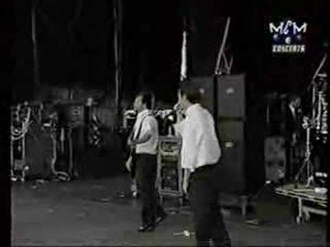Faith No More-The gentle art of making enemies LIVE