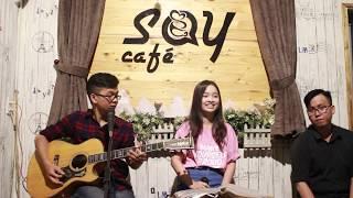 Như một giấc mơ | Guitar Tân Bo Cover | Kim Ánh 2k1 | Cajon Khoa Âu | Say Acoustic Cafe