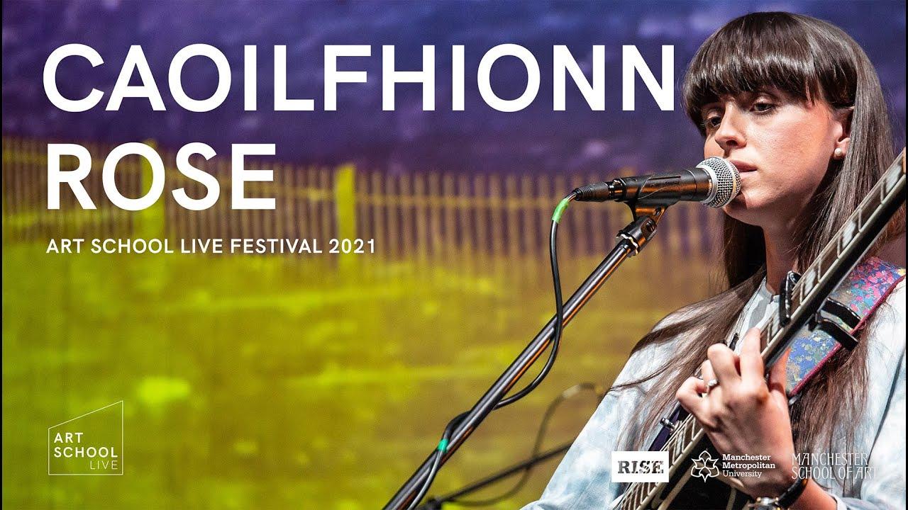 Caoilfhionn Rose - Art School Live Festival 2021 (Full Set - 4K)