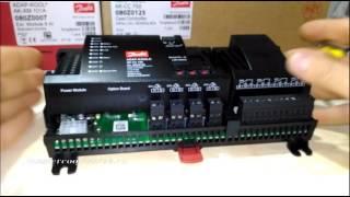 Контроллер Danfoss AK CC 750  Замена  Часть 1  Обзор