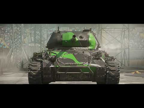 World of Tanks  The Great Race