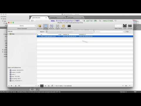 Create A URL Shortener API In PHP: Status Code Consistency (10/11)