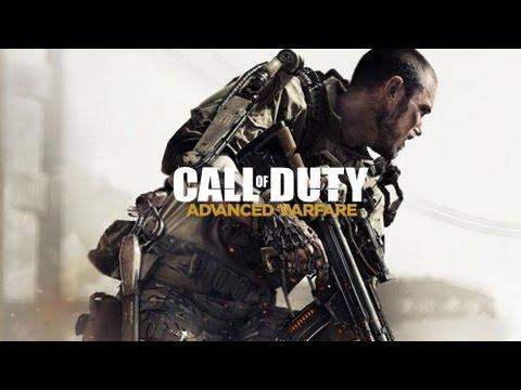 Call of Duty: Advanced Warfare [Gameplay][PS3] - YouTube