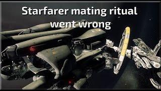 Starfarer mating ritual went wrong
