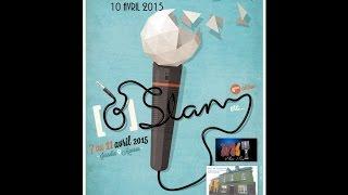 SLAM au Cafe Vagabond