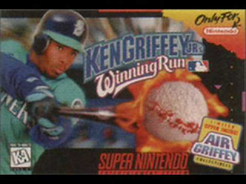 f52216c7c1 Ken Griffey Jr's Winning Run Theme Song - YouTube