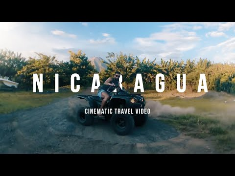 Nicaragua Travel Video  | Top Activities  | Mostly recorded on iPhone