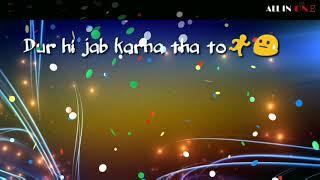 Whatsapp Status Video | Gum Status Lyrical | Download