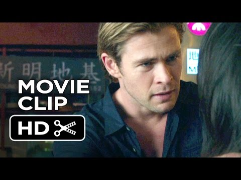 Blackhat   Fugitive 2015  Chris Hemsworth, Wei Tang Movie HD