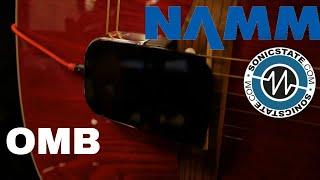 NAMM 2018: OMB Guitars