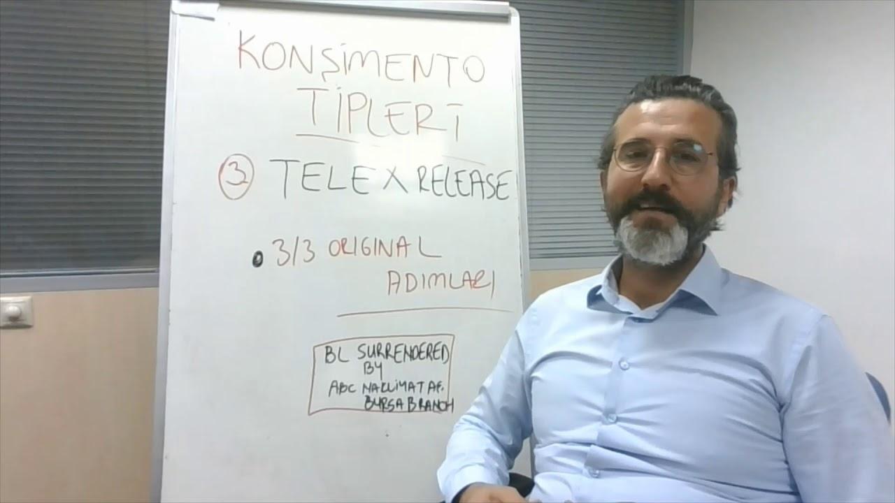 3-) TELEX RELEASE BL - YouTube