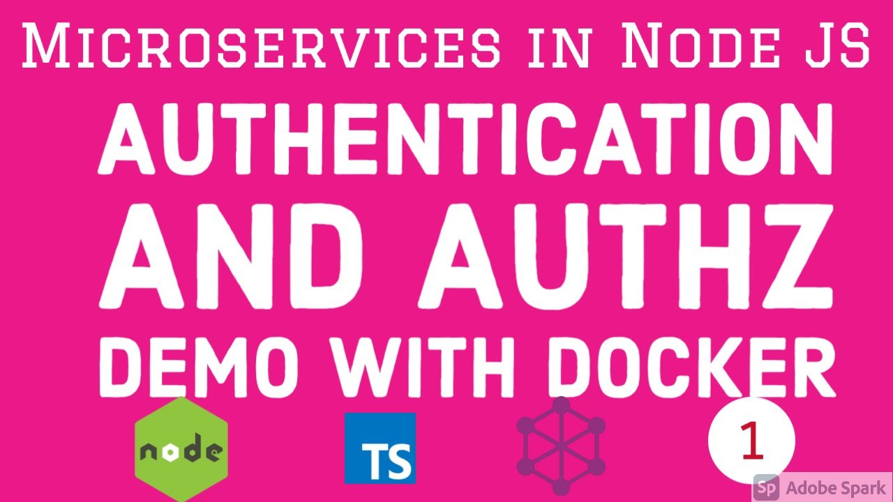 Microservices Authentication and Authorization Demo Microservices #16