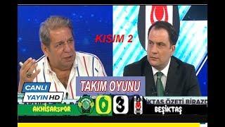 Akhisar Bld - Beşiktaş  , Erman Toroğlu  , Takım Oyunu 2 KISIM  13 Nisan 2018