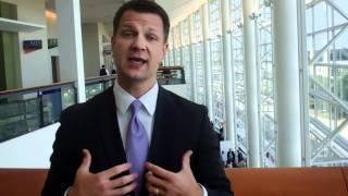 SAP World Tour | Chicago | Interview with Steve Lucas, SVP Business User Sales, SAP
