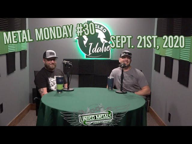 Metal Monday #30 with Nick and Brett