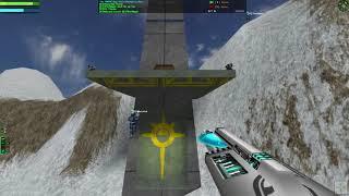 Tribes 1 - Imperial Elite vs. Run & Gun - [Snowblind] [Natural]