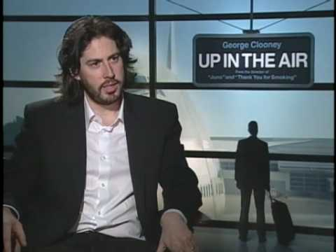 """Jason Reitman Talks About """"Up In The Air"""""""