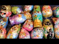 Original Nesting Doll Cat Ornaments How to Paint Gourd Dolls Christmas Craft Matryoshkas