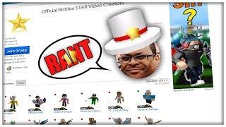 "Le ""Official Roblox STAR Video Creators"" RANT - Monte"