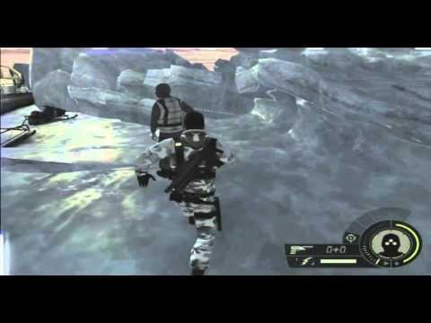 PS2 Emulator: Splinter Cell Double Agent: Iceland (Full) Elite