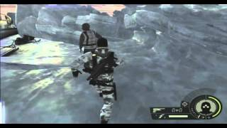 PS2 Emulator: Splinter Cell Double Agent: Iceland (Full) Elite