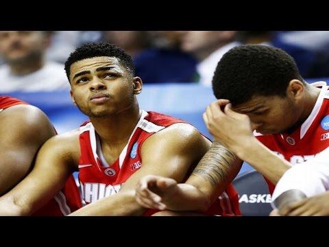 D'Angelo Russell NCAA Tournament Highlights 2015