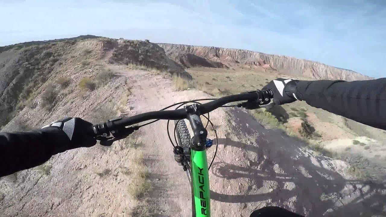 white mesa bike trails youtube