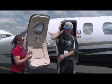 Business Jets Fly Athletes to the 2014 Special Olympics - AINtv