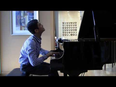 Mozart School of Music Vancouver Faculty Piano Recital- Sonata No.2 op.35 in B Flat Minor