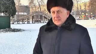 Новокузнецк готовится к новому году
