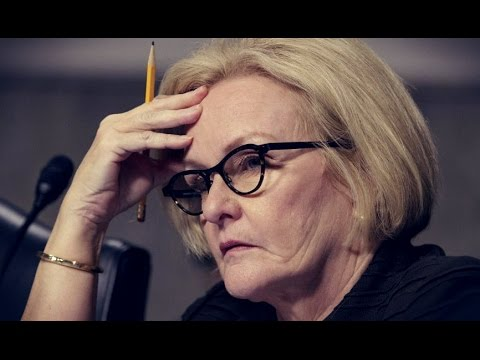 Claire McCaskill Literally BEGS Bernie Sanders' Supporters to Rescue Her