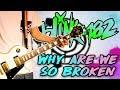 Blink 182 - Why Are We So Broken Guitar Cover (Steve Aoki)